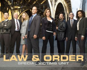 Law and Order - This is where I get most of my legal 'knowledge'.