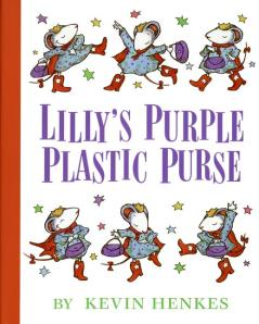 """""""Today was a difficult day. Tomorrow will be better."""" – Lily's teacher, Mr. Slinger, helps Lily deal with disappointment in the amazing, hilarious Kevin Henke's book, Lilly's Plastic Purple Purse. I doubt Mr. Slinger checked that particular goal off any core curriculum outcome."""