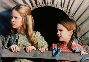 Me and my sister Mary. We didn't have cell phones then and we still survived.