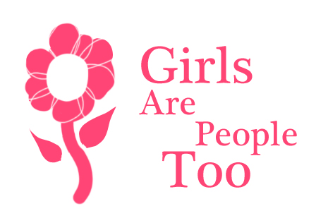 Girls are people too logo 4