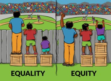 fair isn't always equal
